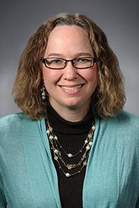 Gretchen Mosher : Iowa State University